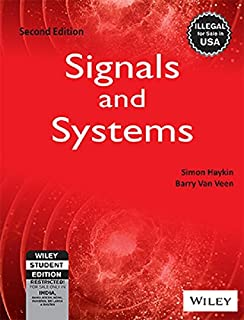 Signals and systems 2nd edition simon haykin barry van veen signals and systems 2nd ed fandeluxe Image collections