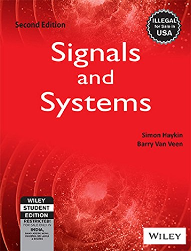 Signals And Systems Simon Haykin Ebook