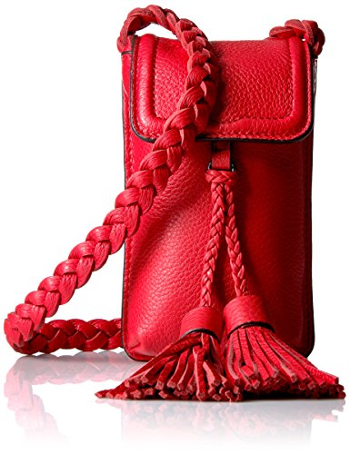 Minkoff Blood Phone Isobel Rebecca Crossbody Orange dUwIxqq5