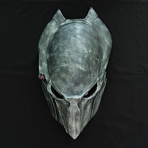 1:1 Full Scale Prop Replica Sideshow Falconer Predator AVP Scar Helmet Mask Home Decoration Wall hanging (Full Predator Costume For Sale)