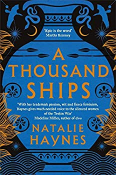 A Thousand Ships by Natalie Haynes science fiction and fantasy book and audiobook reviews