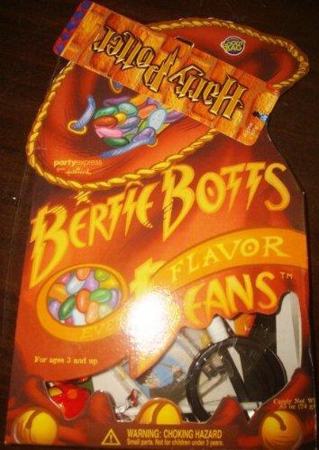 Harry Potter Bertie Bott's Beans Goody Bag Kit