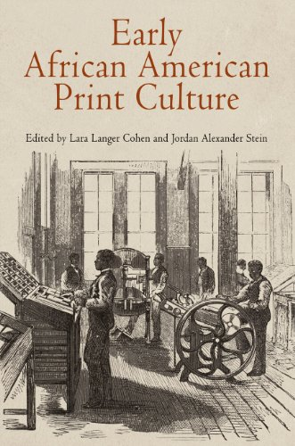 : Early African American Print Culture (Material Texts)