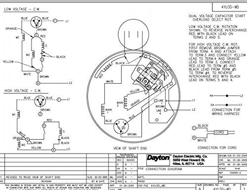 Dayton Wiring Diagrams - All Diagram Schematics on