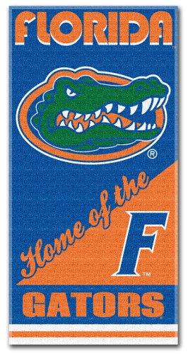 Northwest Florida Gators Beach Towel 28 in X 58 in