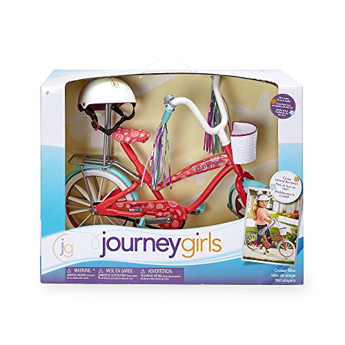 Journey Girls Doll Bike & Helmet