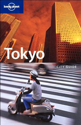Lonely Planet Tokyo (City Guide)