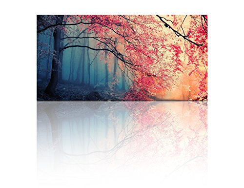 Gardenia Art - Red Maples Canvas Prints Canvas Prints Modern