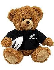 All Blacks Player Bear Haka Plush