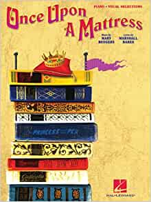 once upon a mattress poster. Once Upon A Mattress: Marshall Barer, Mary Rodgers: 9780881881011: Amazon.com: Books Mattress Poster 0