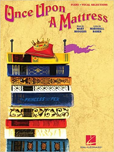Once Upon A Mattress Barer Marshall Rodgers Mary
