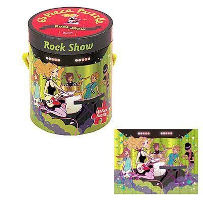 Amazon.com: Kids Rock Show Puzzle - Band with Music ...