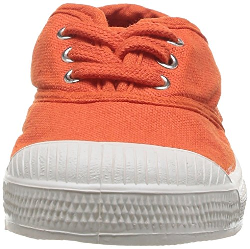 Bensimon 245 orange Vif Niños Canvas Tennis De Naranja Zapatatillas rxY1qrZ8