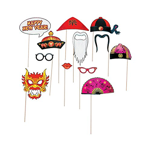 Chinese New Year Photo Props -