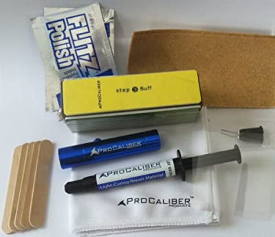 Sink, Bathtub & Shower Surface Repair Kit - PRO Almond LCA