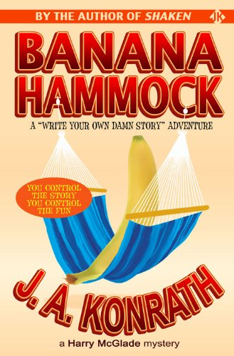Banana Hammock McGlade Mystery Adventure ebook