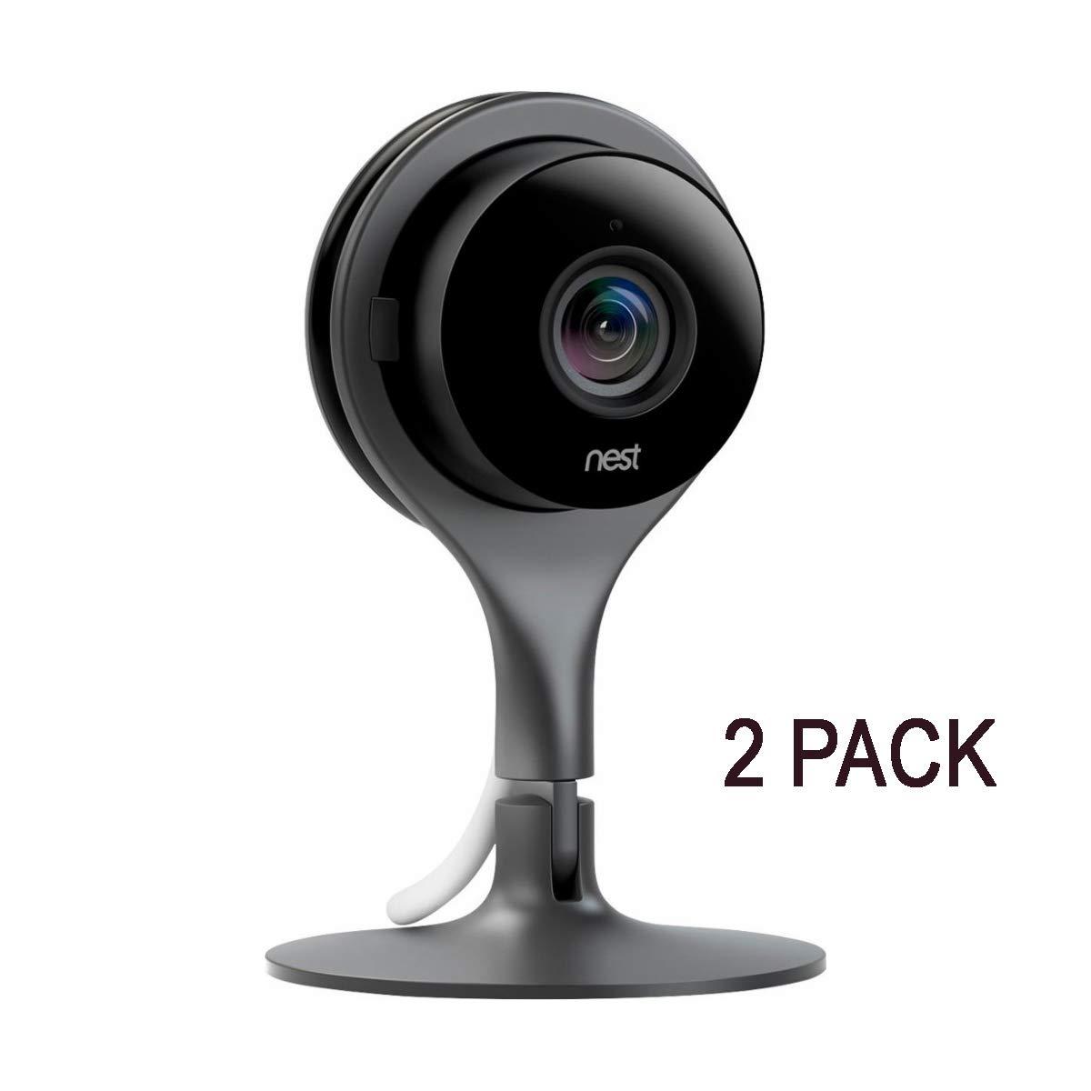 Nest Cam Indoor 1080p Security Camera 2-Pack