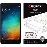Chevron Amazing Pro+ 0.3 Mm 2.5D 9H Hardness Anti-Explosion Tempered Glass Screen Protector For Xiaomi Redmi 3S Prime / Xiaomi Redmi 3S - Transparent