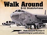 B-52 Walk Around, Lou Drendel, 0897473582