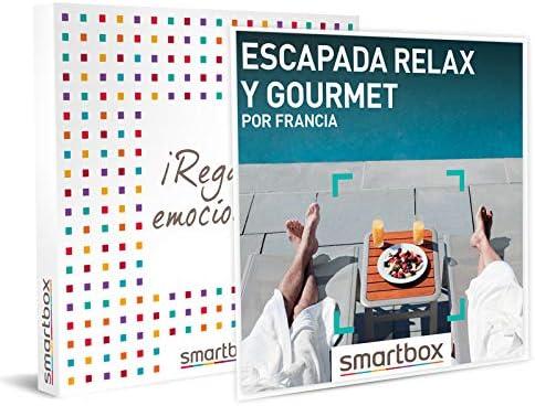 smartbox escapada relax y gourmet por francia