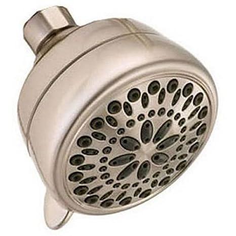 White Delta Faucet Delta 75760WH Seven-Spray and Massage Shower Head