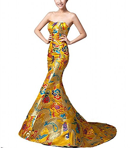 Dragon Evening Gown - 5
