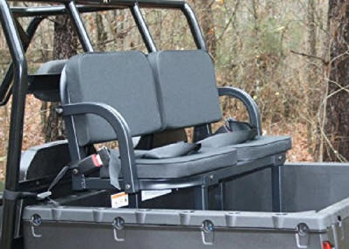 Universal Deluxe Rumble Seat (Black) by Bad Dawg