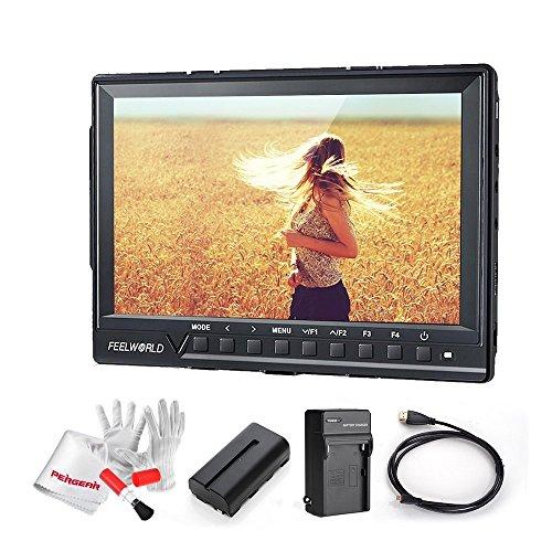 Feelworld FW760 7 Inch IPS Full HD 1920x1200 On Camera Field