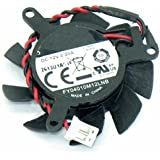 FY04010M12LNB Replacement Video Card Cooling Fan For GeForce 605/620 Graphics Card Fan DC 12V