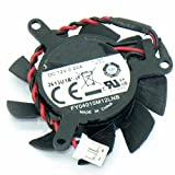 FY04010M12LNB Replacement Video Card Cooling Fan For GeForce 605/620 Graphics Card Fan DC 12V 0.2A 37mm 2.5 Pin