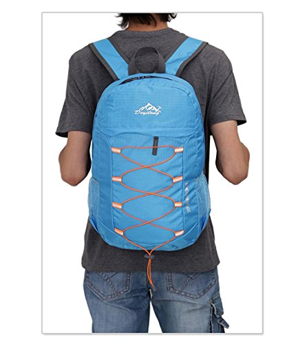BUSL bolsa de piel al aire libre plegable mochila de senderismo ligero. paquete ligero Lesbianas . c b
