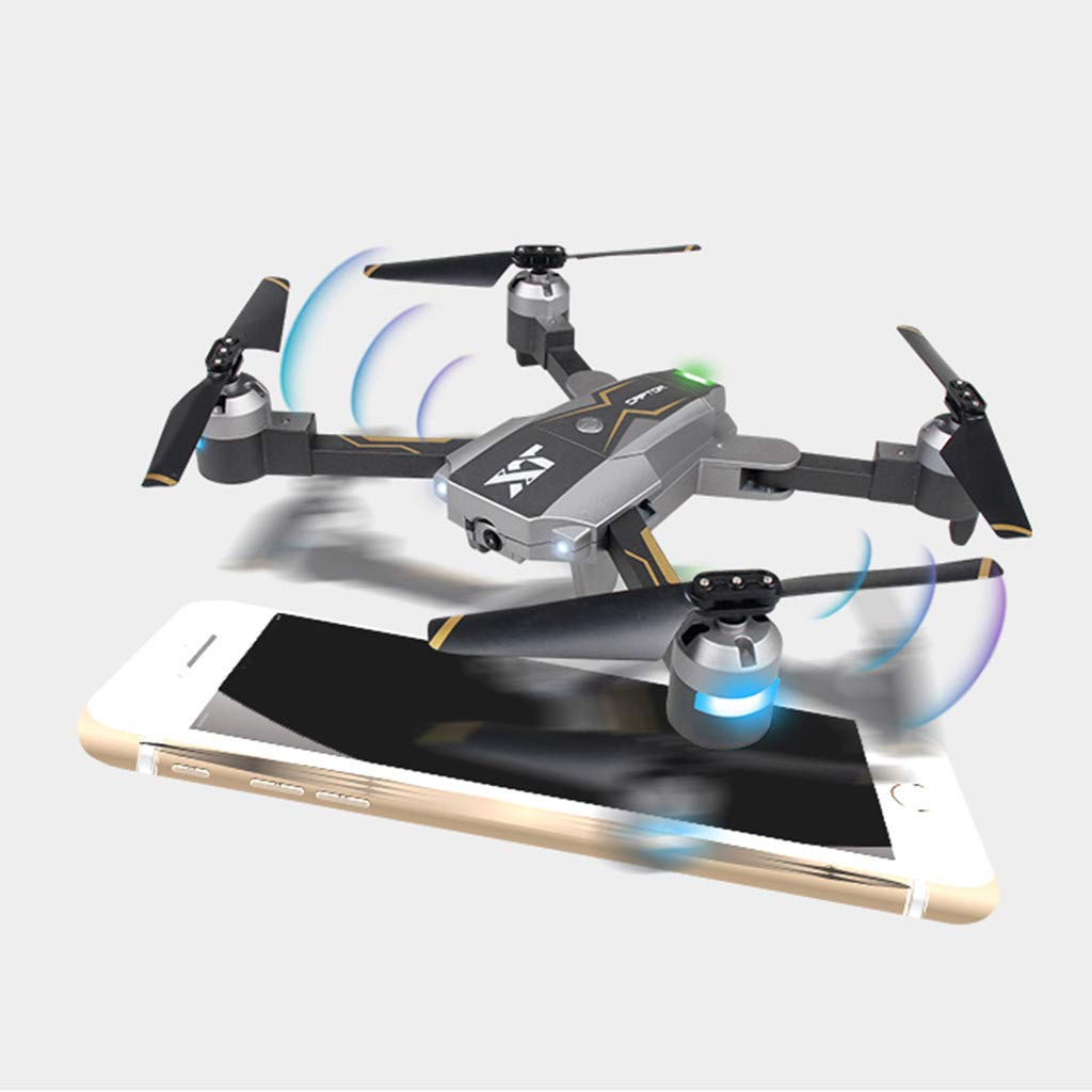 Yellsong-Drone ,XT- 8 Optical Follow RC Drone with 720P Camera Live Video Foldable Quadcopter by Yellsong-Drone (Image #4)