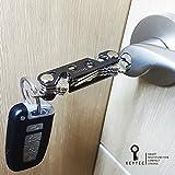 Compact Key Organizer by KEYTEC
