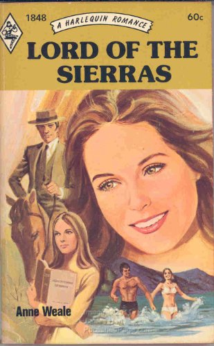 Lord of the Sierras (Harlequin, 1848)