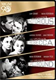 Alfred Hitchcock 3-Pack (Notorious / Rebecca / Spellbound) - MGM 90th Anniversary