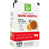 Only Natural Pet Grass Fed Beef Bone Broth 17 oz 12 Case