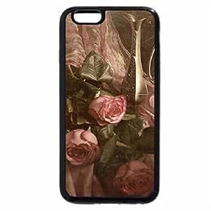 iPhone 6S / iPhone 6 Case (Black) Still Life Pink