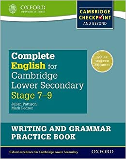 Buy Complete English for Cambridge Lower Secondary Writing