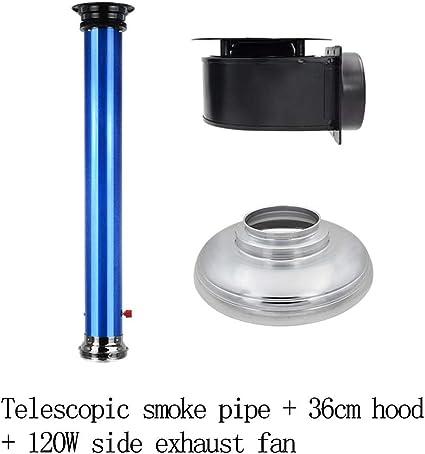 Elemento dritto coassiale universale m//f /ø 60//100 250 mm per scarico fumi caldaia a condensazione