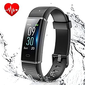 Muzili IP68 Waterproof Fitness Tracker with Pedometer India