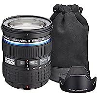 Olympus 12-60mm f2.8-4.0 SWD Zuiko Digital Zoom Lens 261014 - (Certified Refurbished)