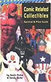 img - for Comic Related Collectibles, Survival and Price Guide by Sanjiv Purba (2003-10-01) book / textbook / text book