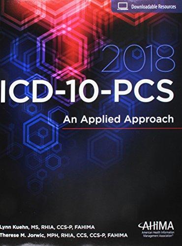 ICD-10-PCS: An Applied Approach, 2018