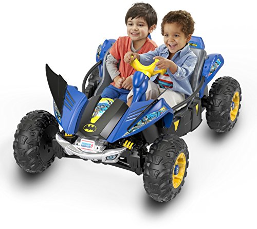 (Power Wheels Batman Dune Racer)
