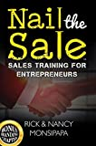 NAIL THE SALE: Sales Training for Entrepreneurs