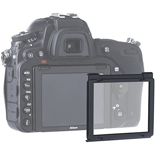 Snap-On LCD Screen Protector (Snap-On LCD Screen Protector, Nikon D750)
