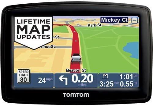 TomTom START 50M 5-Inch GPS Navigator w/ Lifetime Maps on large print map of usa, tomtom updates usa, free garmin maps downloads usa,