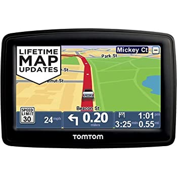 tomtom start 50m 5 inch gps navigator w. Black Bedroom Furniture Sets. Home Design Ideas
