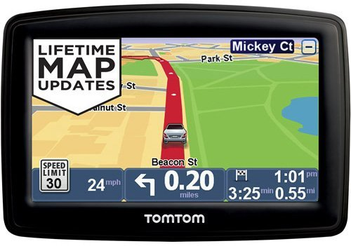 Amazon TomTom START 50M 5 Inch GPS Navigator w Lifetime Maps