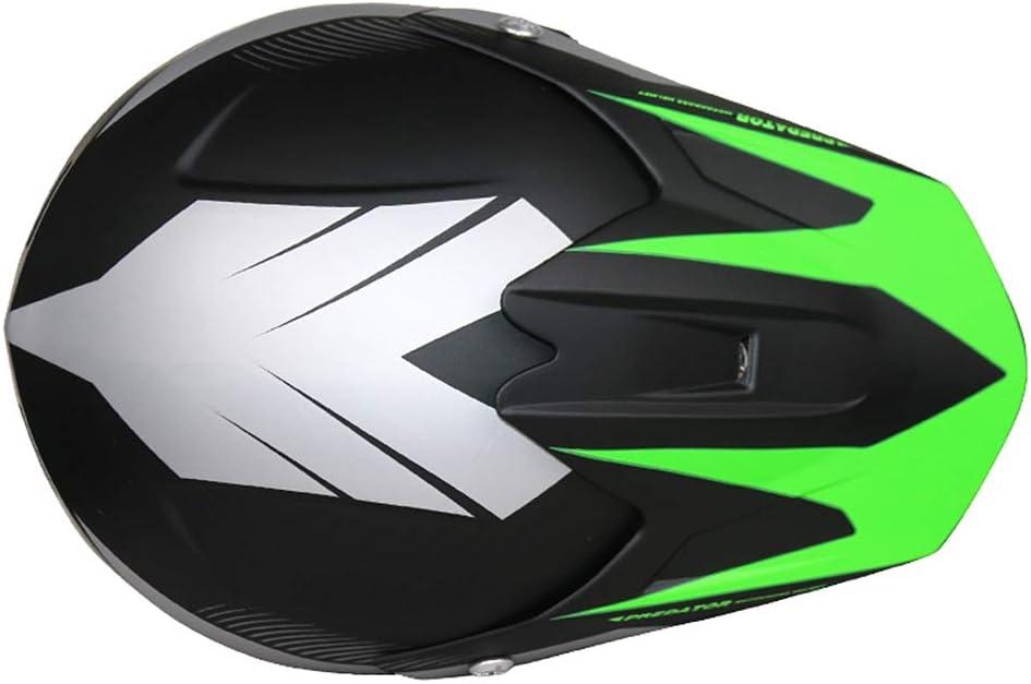 Brille} ECE Genehmigt Crosshelm Kinderquad Off Road Enduro Sport Leopard LEO-X19 Kinder Motocross MX Helm { Motorradhelm Handschuhe